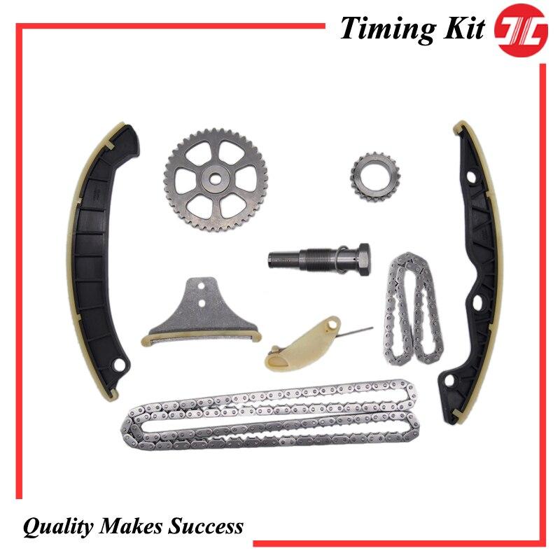 TCK1702-JC gergi/zincir kılavuzu/dişli/zamanlama zinciri kiti ROEWE 350 için 1.5L Morris garajlar MG3 1.5L motor otomobil parçaları