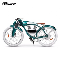 Monroe 2.0 Fun Walking 26 Inches After And Elektro Bike Fat Tire Electric Bike 48V EBike Electric Bicycle Electric Motorcycle