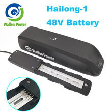 Хайлон фара для электровелосипеда в батарея 13s4p 48v 14ah электрический