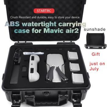 STARTRC DJI mavic air 2 accessories Anti-explosion Waterproof Box for DJI Mavic Air 2 drone Storage Portable Carrying Case Bag storage case portable travel carrying bag waterproof box for d ji mavic air 2