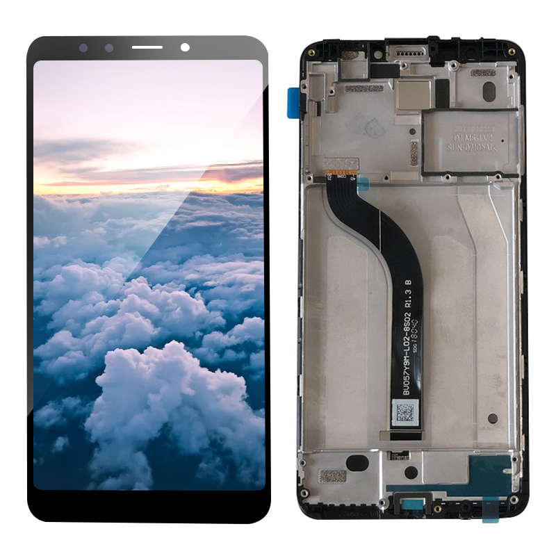 Frame Lcd-Screen-Display Touch-Panel Redmi Digitizer 5-Lcd-Assembly Xiaomi for And