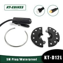 KT D12L PAS Sensor 12 magnetyczne części ebike akcesoria elektryczny pedał rowerowy asystent czujnika zestaw do konwersji roweru elektrycznego