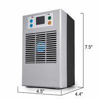 100W 35L luftkühler Wasser kühler klimaanlage Aquarium Kühlschrank für büro hotel-in Wasserfilter-Teile aus Haushaltsgeräte bei