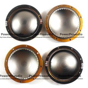 4PCS pure aluminium Flat wire Diaphragm For JBL 2446J 2447J 2445J 2450J 2451J 2452J,16 Ohm Horn Tweeter Driver(China)