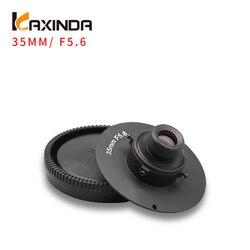 Kaxinda 35mm f/5.6 UAV Drone Aerial Manual Lens for Sony E Mount NEX A6500 A6400 A6300 A6000 A5100 A5000 NEX7 Oblique Photograph