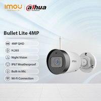 Dahua imou Wasserdichte Gewehrkugel Lite 4MP Gebaut-in Mikrofon Alarm Benachrichtigung 30M Nachtsicht Video Überwachung Wifi IP kamera
