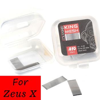 Cewka ojciec król cewka z siatką jest największą siatką cewki smakowej nadaje się do elektronicznego papierosa w kształcie papierosa Zeus X tanie i dobre opinie Coil Father wbudowana cewka CN (pochodzenie)