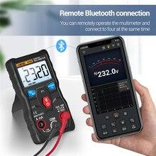 V05B APP miernik cyfrowy elektryczny przenośny True RMS multimetr Bluetooth Auto począwszy silna wytrzymałość AC/Tester DC
