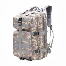 3P Military Camouflage Backpacks 40L Outdoor Sport Travel Rucksack Camping Hiking Trekking Bags