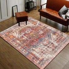 Alfombras Vintage marroquíes, sala de estar alfombras para, alfombras de dormitorio de estilo americano y alfombra para oficina en casa, alfombrilla para mesa de centro, alfombras para sala de estudio