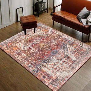 Vintage Morocco Carpets Living Room American Style Bedroom Rugs And Carpet Home Office Coffee Table Mat Study Room Floor Rugs