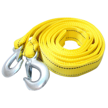Tow-Rope Nylon Car Yellow First-Aid Fluorescent Safety Various-Specifications