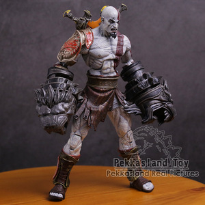 Image 2 - NECA God of War 3 Ghost of Sparta Kratos PVC Action Figure Collectible Model Toy 22cm