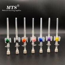 Внутривенная игла mtc 20 шт/лот различные размеры одноразовая