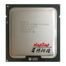 인텔 제온 E5 2470 e5 2470 2.3 ghz 8 코어 16 스레드 cpu 프로세서 20 m 95 w lga 1356