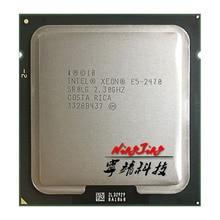 Intel Xeon E5 2470 E5 2470 2.3 GHz שמונה ליבות שש עשרה חוט מעבד מעבד 20M 95W LGA 1356