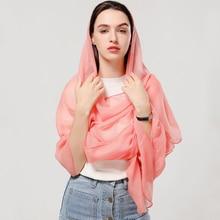 New scarves 2020 Women's Lightweight Beach Sunscreen desinger shawl scarf  echarpe hiver femme bufandas invierno mujer D30