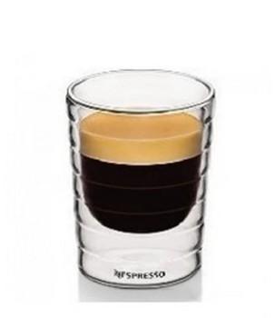 Caneca ręcznie dmuchana szklanka z podwójną ścianką canecas Nespresso kubek kawy i kubki termiczne szklane filiżanki do kawy kubek podróżny przyjaciele prezent tanie i dobre opinie CN (pochodzenie) ROUND Ce ue Szkło Kieliszek do wina Ekologiczne Glass teacup Coffee cup moet glass espresso glass beer mug
