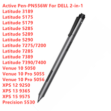 Активный стилус PN556W для планшета Dell Latitude 3189 5175 5179 5285 5289 5290 7275 7200 7285 7389 7390 7400 2 в 1