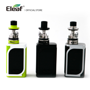 Image 3 - Originla Eleaf iStick Kiya Kit With GS Juni Atomizer Built in 1600mAh Battery 0.75ohm/1.5ohm GS Air Atomizer E Cigarette