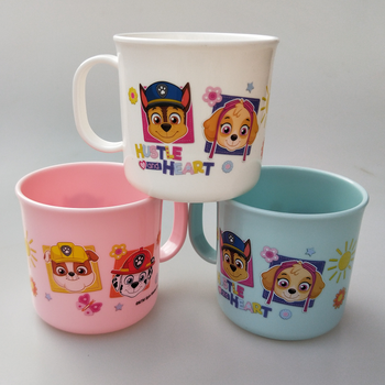 2020 HOT Genuine Paw patrol Cartoon Tooth Brush / drink Cups Wash Cups Water Cups for Children Kids Learning Drinking Cup toys