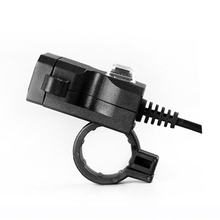 12V Waterproof Motorbike Motorcycle Handlebar Charger 5V 1A/2.1A Adapter Power Supply Socket for Phone Mobile