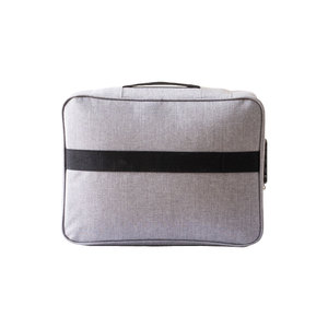 Image 2 - Borsa per documenti con Password cartella grande borsa da viaggio per uomo borsa da viaggio impermeabile borse da ufficio multiuso