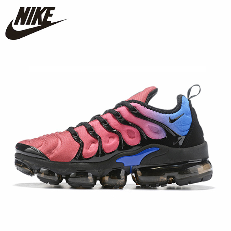 Nike Air Vapormax Plus Running Shoes For Men Outdoor Sport Sneakers Comfortable Breathable