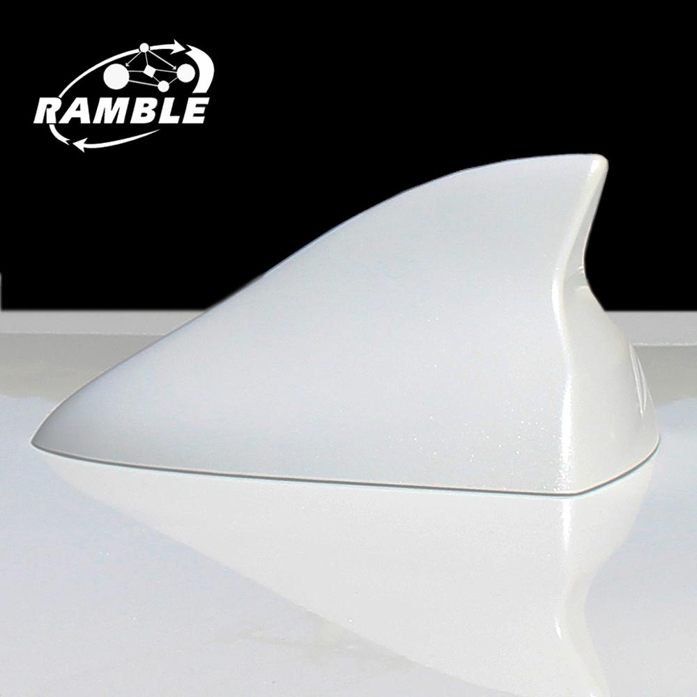 RAMBLE For Kia Sportage 3 4 R KX3 KX5 Soul Optima Shark Antenna Cover Car Radio Antenner Tilbehør Sportage 2011 2012 2013 2019