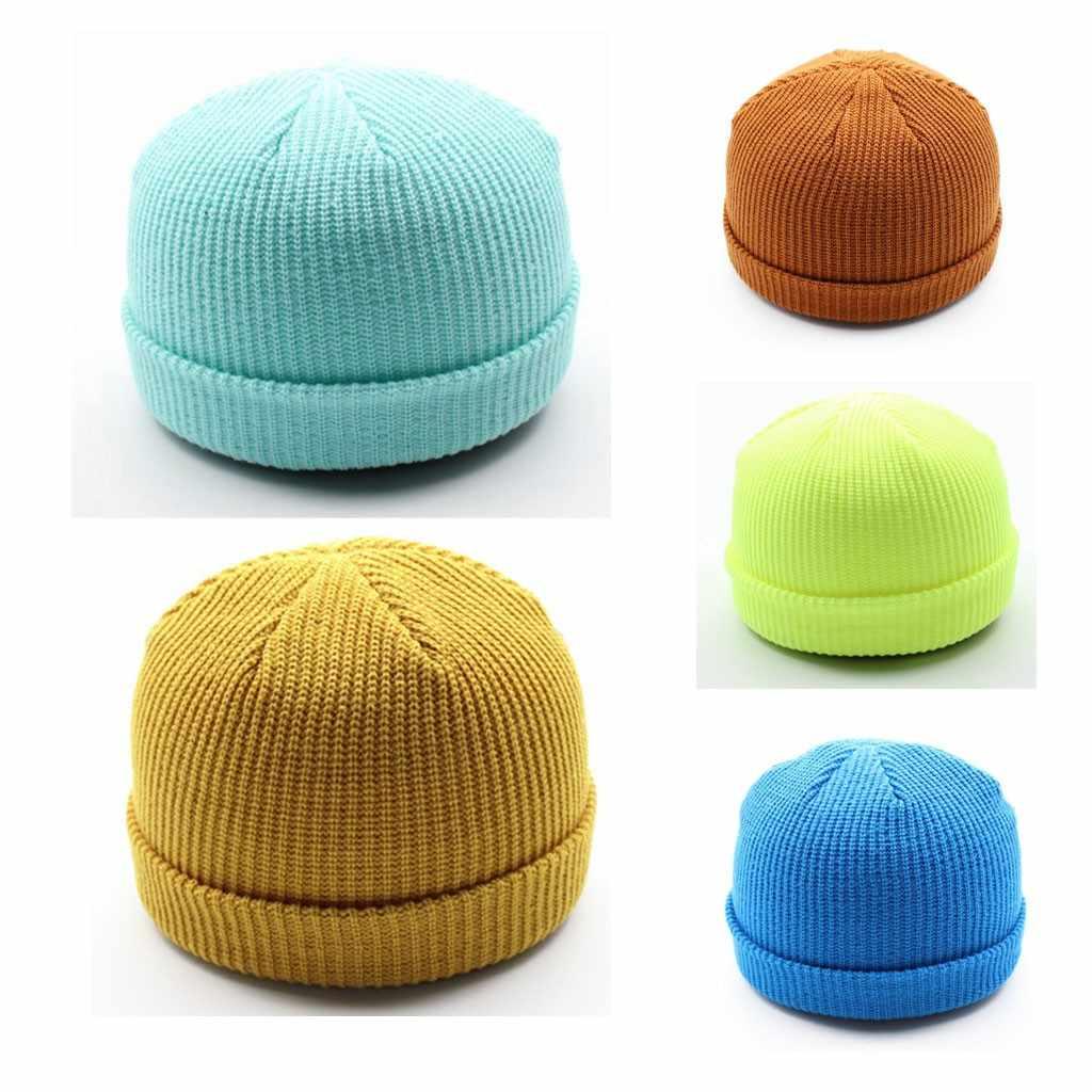 Unisex czapki zimowe moda utrzymuj ciepłe czapki zimowe czapka z dzianiny wełnianej Ushanka Bomber Hat modne sukienki kościelne dla kobiet