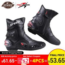 Kecepatan Moto Putih Boots