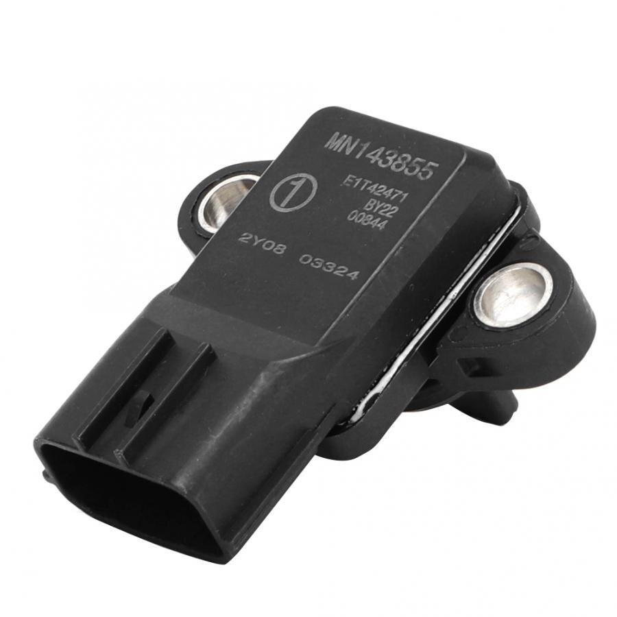 Capteur de carte de pression absolue de collecteur de voiture adapté pour MITSUBISHI MN143855 capteur de pression de collecteur Automobiles