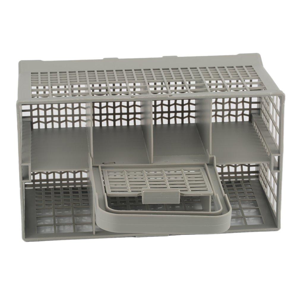 New Universal Dishwasher Cutlery Basket Storage Box Kitchen Aid Spare Part Dishwasher Storage Box