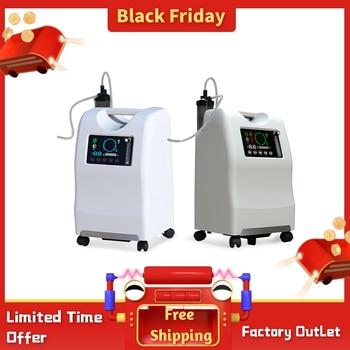 Concentrador de oxígeno de grado médico, generador para uso doméstico/hospitalario/clínico, 10L/Min o 5L/Min, gran oferta