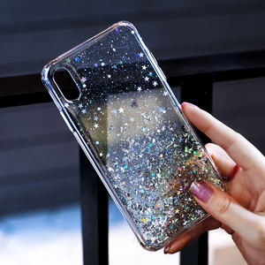 Чехол сверкающий с блестками для Huawei P30 P20 Lite Y5 Y6 Y7 Y9 Prime 2019 Nova 5 5i Honor 9X 20 Pro P Smart Plus Z Мягкий силиконовый чехол