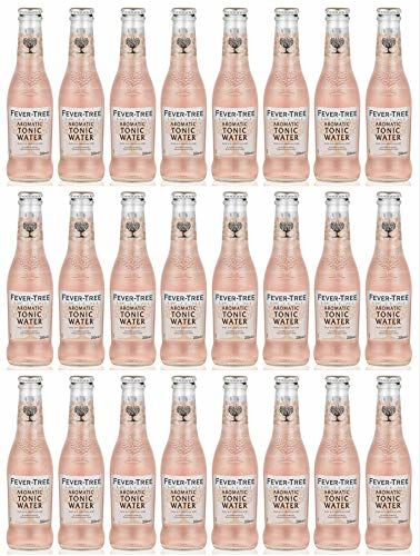 Fever-Tree Aromatic Tonic Water - 24 X 200ml Bottles