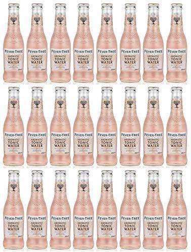 Fever-Tree Aromatic Tonic Water - 24 X 200ml Bottles