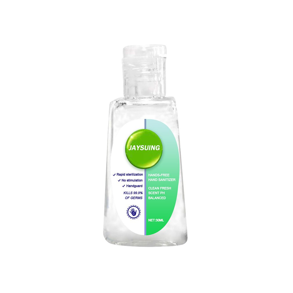 Hand Sanitizer Spray Cleaning Fluid Toy Cleaner Disinfectant Liquid Antibacterial Cleaning Wipe Out Washing 30/60ml