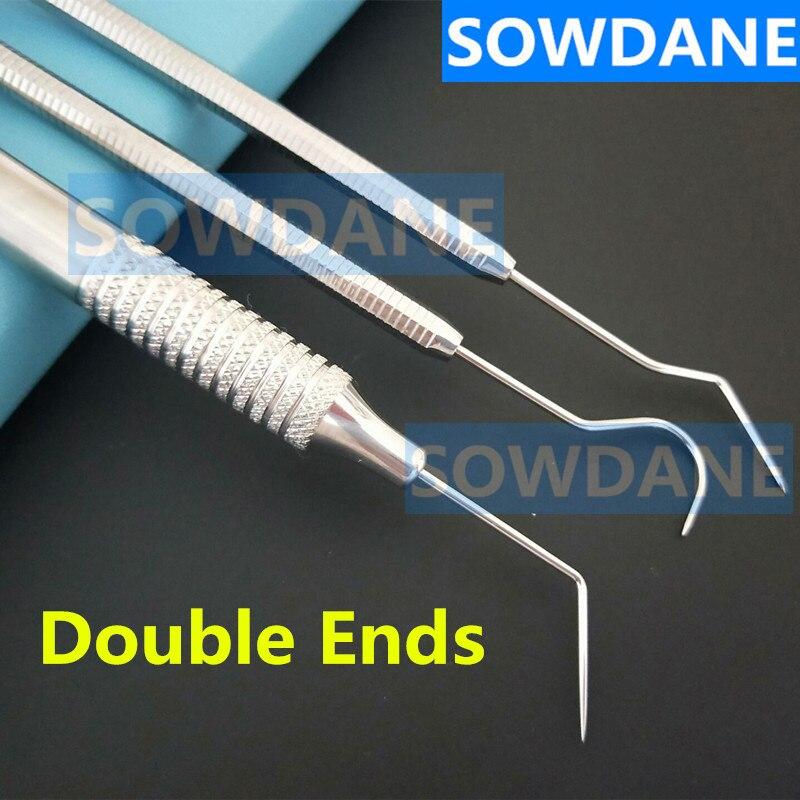 Dental DG16 Probe Dental Stainless Steel Periodontal Probe Explorer Dentist Endodontic Instrument Tool