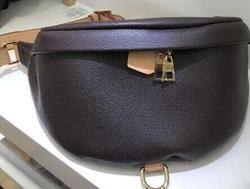 Новая мода, сумки для улицы, высокое качество, настоящая кожа, BUMBAG speedy, сумка для мужчин и женщин, карман, Наклонная Сумка на плечо