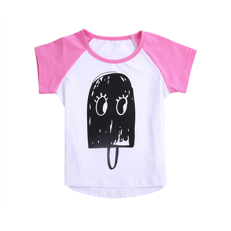 Babyinstar Children T Shirts For Girls Costume Happy Birthday