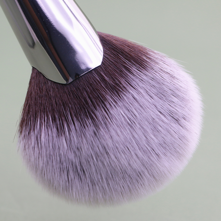 Sywinas 4pcs professional makeup brushes set face blending powder foundation cosmetics contour make up brushes. 3