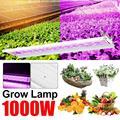 1000 Вт полный спектр светодиодный свет для роста ЕС США штекер светодиодный Фито лампы светодиодные лампы для роста бар свет гидропонное Выр...