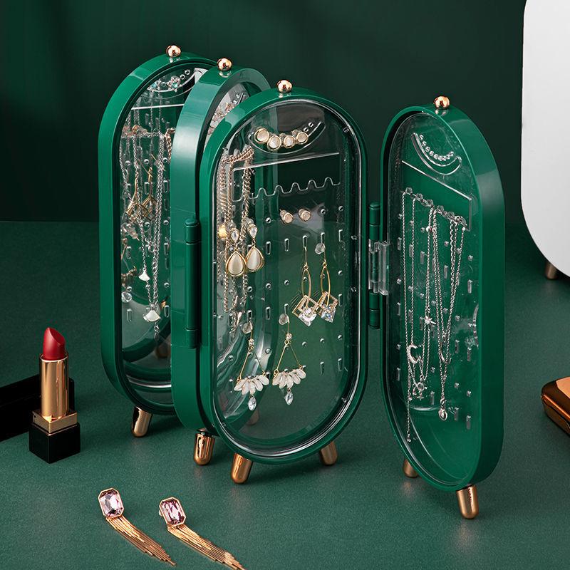 Luxury Foldable Display Jewelry Box