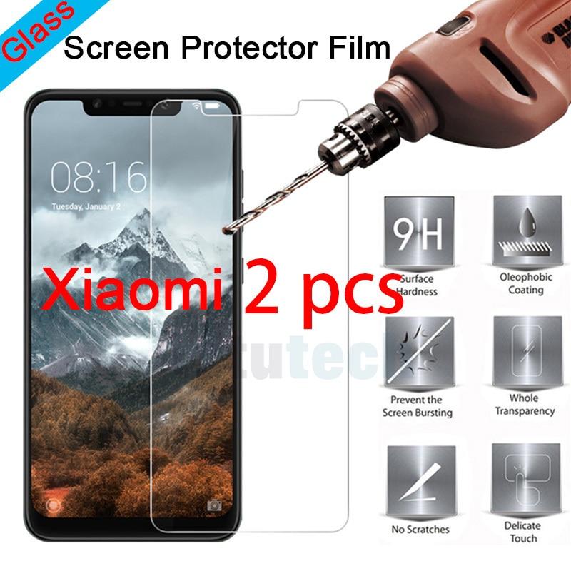 Закаленное защитное стекло 9H HD для Xiaomi Mi Mix 3 2S 2 Max 3 2, 2 шт.