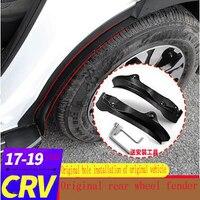 Car Mud Flaps Splash Guards Mudguards Fender Mudflaps Accessories For Dongfeng Honda CRV 17 19 Mudflaps