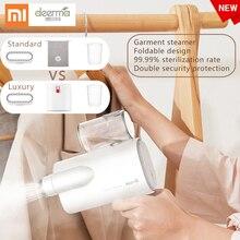 Xiaomi Паровая гладильная машина портативный отпариватель для одежды складной портативный бытовой паровой Утюг Одежда отпариватель глажка морщин 5