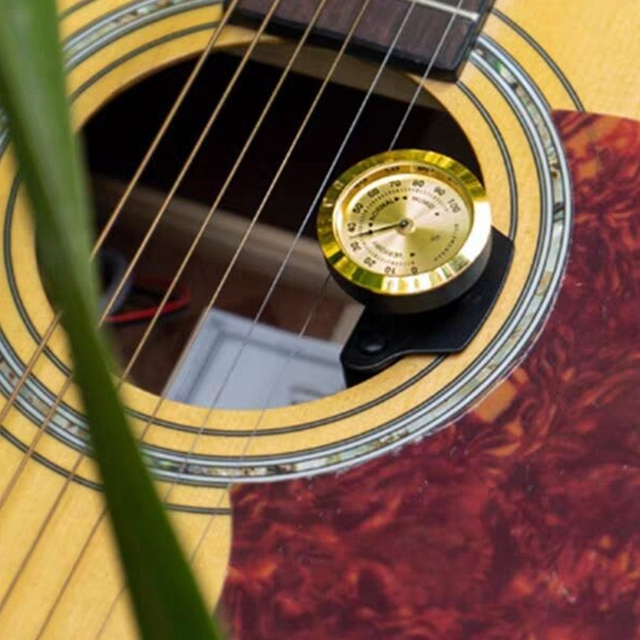 Фото гитарный увлажнитель 2 в 1 влажности уход системы для humitar
