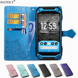 На Алиэкспресс купить чехол для смартфона for kyocera torque g04 case leather wallet case shockproof bumper silicon phone bag case stand cover for kyocera torque g04 case