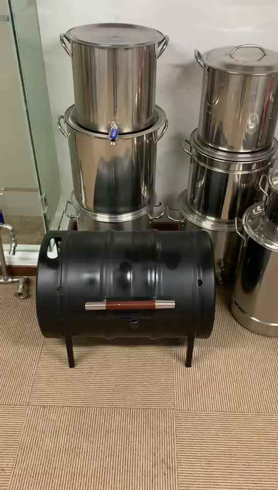 "50L Rvs 3 ""Toren Thuis Distilleerder Voor Thuis Destilleren Apparatuur"